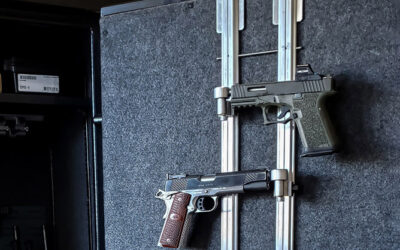 Pistol Storage & The Versatility of Tactical Gun Mounts