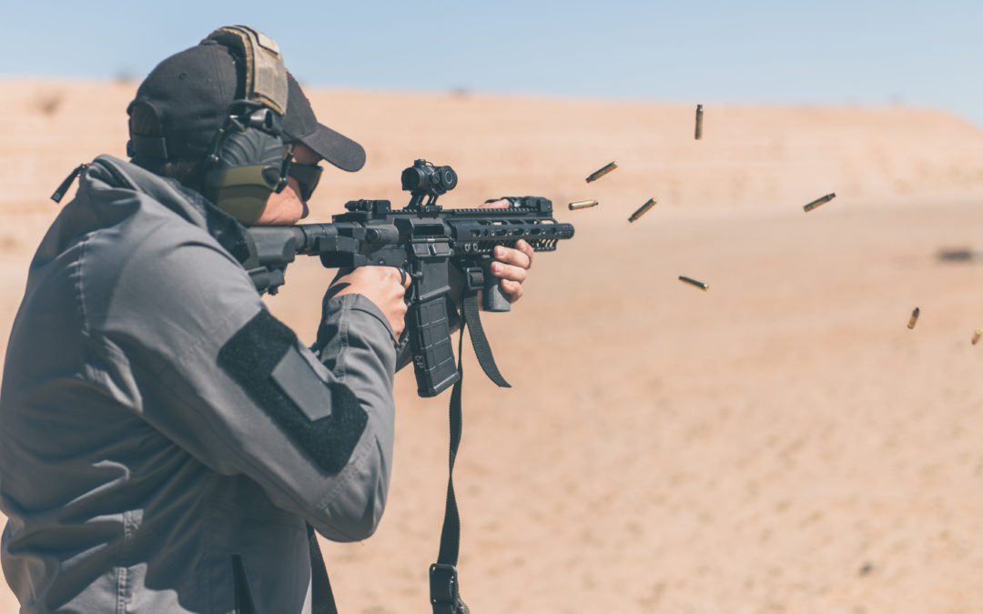 Top Five Firearm Accessories for the AR-15 & Other Rifles