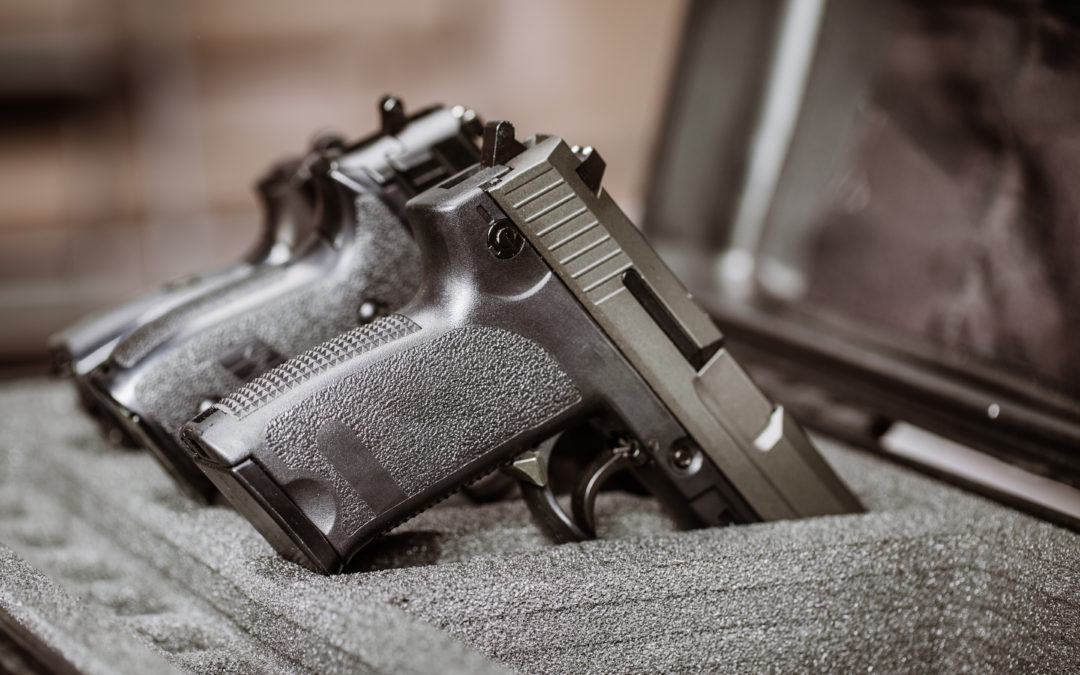 Firearm Safety & Storage: How to Properly Store Your Guns